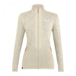 Salewa ROCCA 2 PL W FZ Fleece Jacket Beige