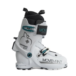Chaussures de ski Movement PERFORMANCE WOMEN White / Turquoise