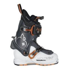 Movement EXPLORER JUNIOR White / Grey / Orange ski boots