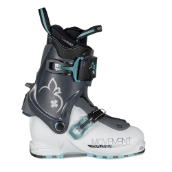 Chaussures de ski Movement EXPLORER WOMEN White / Grey / Turquoise