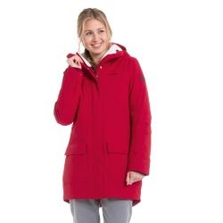 Schöffel INS PARKA ROTTERDAM Pink jacket
