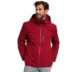 Schöffel 3in1 KRAKAU M Jacket Red