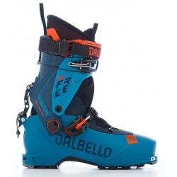 Dalbello QUANTUM FREE ASOLO FACTORY 130 Prussian Blue / Red ski boots