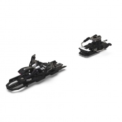 Marker ALPINIST 10 DEMO Black / Titanium bindings