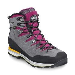 Meindl AIR REVOLUTION 4.1 LADY Grau/Brombeer Shoes
