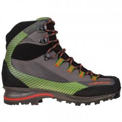 La Sportiva TRANGO TRK LEATHER W GTX Carbon/Kale hiking boots