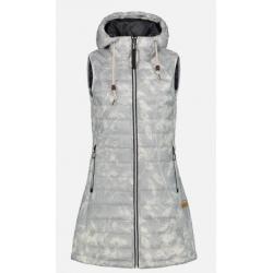 Torstai LECCO Grey Sleeveless Jacket