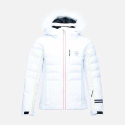 Rossignol W RAPIDE XP JKT White Jacket
