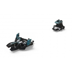Bindings Marker ALPINIST 8 Black / Turquoise
