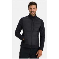 Rossignol SOFTSHELL MIXED JKT Black Jacket