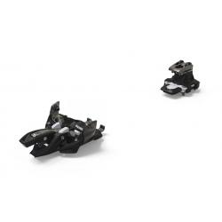 Marker ALPINIST 8 Black / Titanium bindings