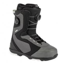 Nitro CLUB BOA DUAL Gravity Grey Black boots