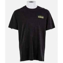 Tee-shirt Nitro OLDSCHOOL TEE Black