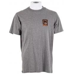 Tee-shirt Nitro SUPPORT LOCAL TEE Dark Grey Heather