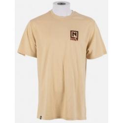 Tee-shirt Nitro SUPPORT LOCAL TEE Khaki