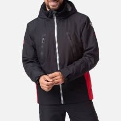 Rossignol FUNCTION JKT Black Jacket