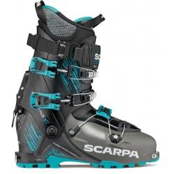 Chaussures de ski Scarpa MAESTRALE XT Anthracite / Azure
