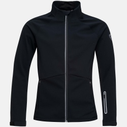 Rossignol SOFTSHELL JKT Black Jacket