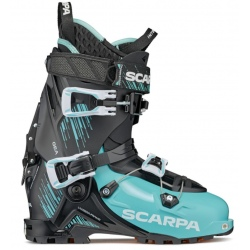 Chaussures de ski Scarpa GEA Aqua / Black