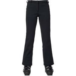 Pantalon Rossignol W SKI SOFTSHELL PANT Black