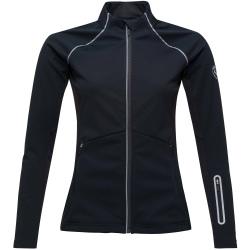 Rossignol W SOFTSHELL JKT Black Jacket