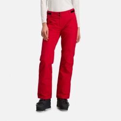 Pantalon Rossignol W RAPIDE PANT Carmin