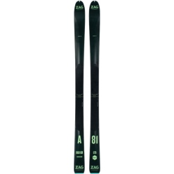 Zag ADRET 81 skis