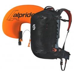 Scott PACK GUIDE AP 30 KIT Black/Burnt orange airbag