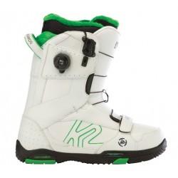 Boots Homme K2 Darko SPDL White