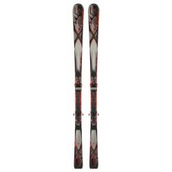 Ski Homme K2 Amp Bolt + Fix MX 14