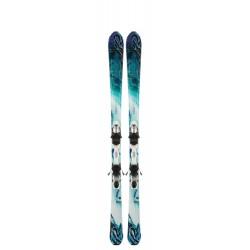 Ski Femme K2 Supersmooth + Fix ERP 10