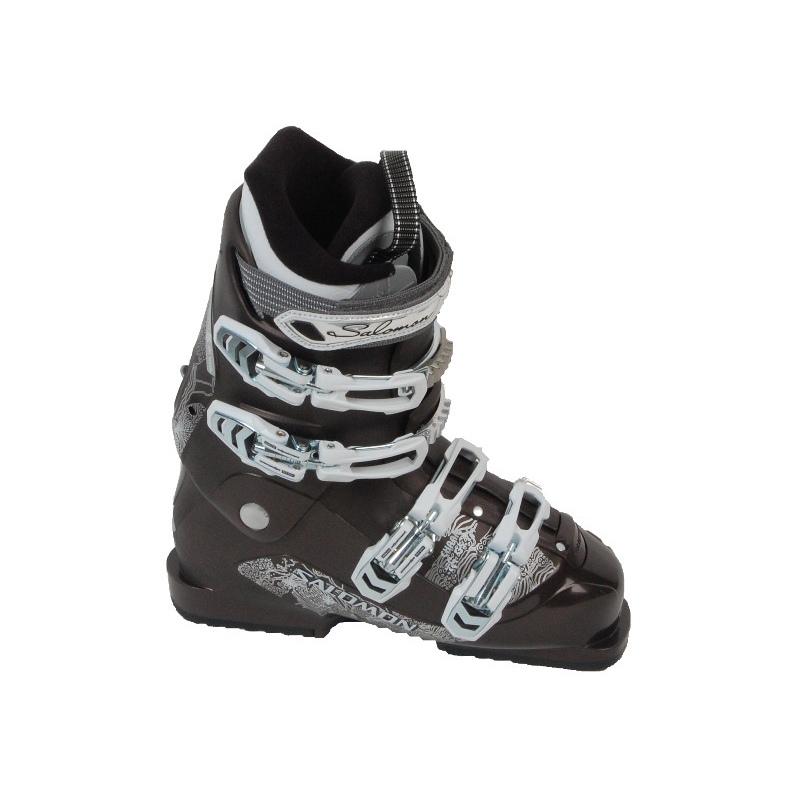 chaussures de ski femme salomon charm 7. Black Bedroom Furniture Sets. Home Design Ideas