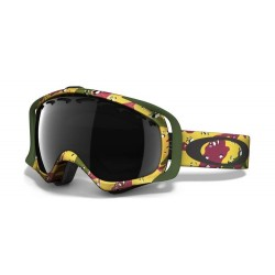 Masque Oakley CROWBAR TANNER HALL Dark Grey
