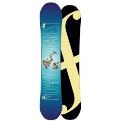 Snowboard Femme Forum Spinster DoubleDog