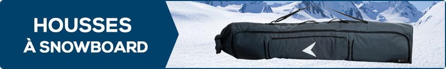 Housses à snowboard