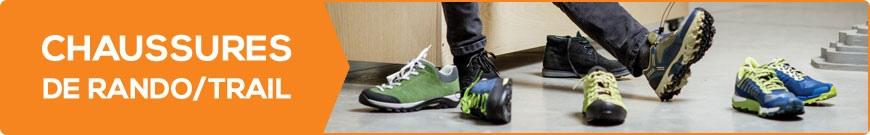Chaussures de rando/trail