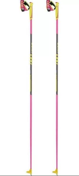5a12efff17e LEKI Leki Prc 700 rose 2019. Le PRC 700 est un bâton en carbone de haute  qualité pour plus de plaisir sur la piste. Il convainc par ses paniers de  course