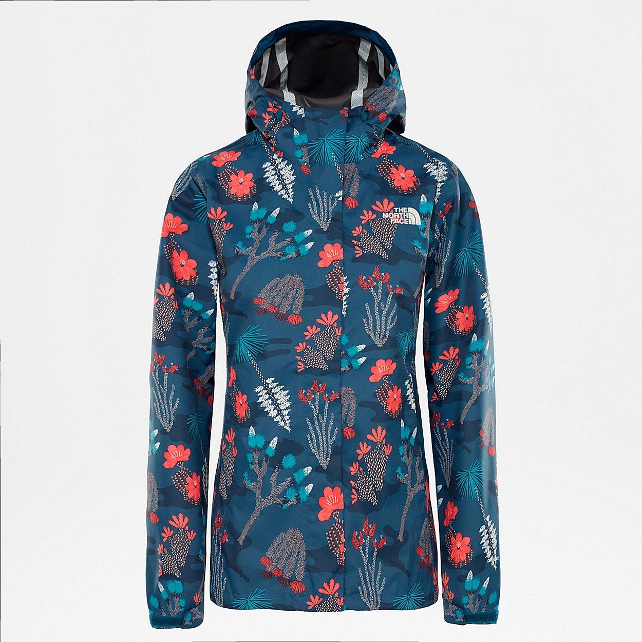 7890e6fdd5 THE NORTH FACE TheNorthFace PRINT VENTURE blue wing teal joshua 2019 été.  Avec son côté multicolore aux imprimés à motifs fleurs, la veste PRINT  VENTURE ...