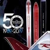 Il y a cinquante ans, vous veniez chez @speck_sports pour acheter vos @rossignol Allais major. #specksports #anniversary #skivintage #rossignolskis #50ans #alsace #vosges #oldschoolisnotdead #
