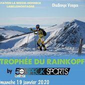 Le 19 janvier 2020, c'est le Trophée du Rainkopf by Speck-sports.Que tu sois un collant-pipette ultra affuté ou un randonneur à ski qui a envie de réaliser un superbe parcours de ski-alpinisme dans les Vosges le trophée du Rainkopf est fait pour toi.Plusieurs courses pour tous les niveaux, entre forêt, crêtes et chaumes. Un petit air de Pierra Menta dans le massif vosgien!Plus de renseignements sur la page Facebook du Trophée du Rainkopf #skialpinisme #vosges #skiderandonnée #skivosges #specksports #tropheedurainkopf