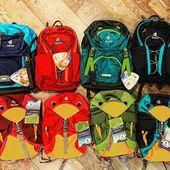 Les sacs @deuter enfants en promo chez @speck_sports. Parfait pour la rentrée de vos kids :)