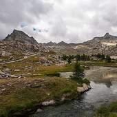 Un tour dans le Mercantour. Vallée des merveilles. Lac Saorgine #randonnée #trek #mercantour #valléedesmerveilles #outdoor #hiking #specksports #frenchalps🇫🇷