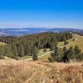 Chemin des crêtes du Jura #jura #rando #trek #massifdujura #specksports #marche