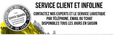 Service client et infoline