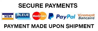 Garanties maximales sur vos paiements